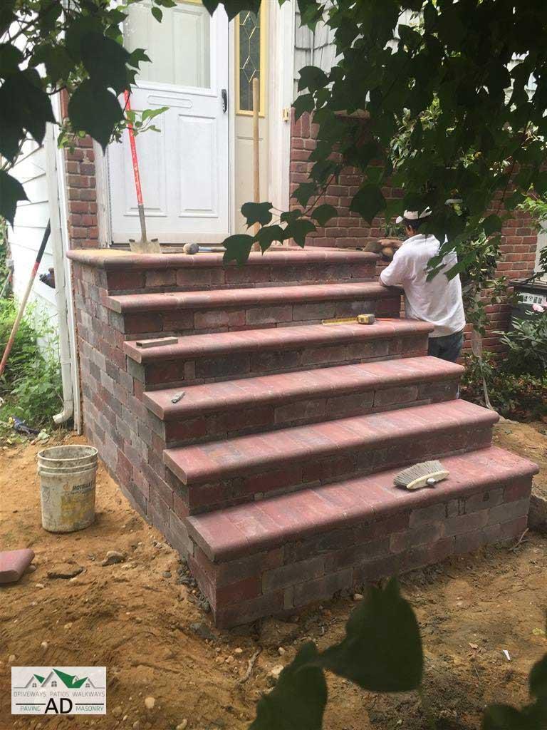 Stoops Steps Amp Masonry ⋆ Ad Paving Amp Masonry Long Island